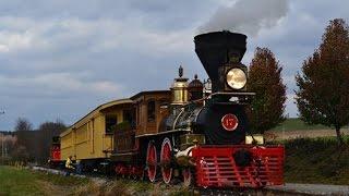 Steam Trains