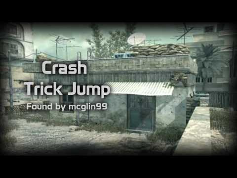 CoD4: New Chinatown Bounce [Console] & Crash Trick Jump