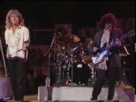 Atlantic Records 40th Anniversary - Led Zeppelin - Kashmir