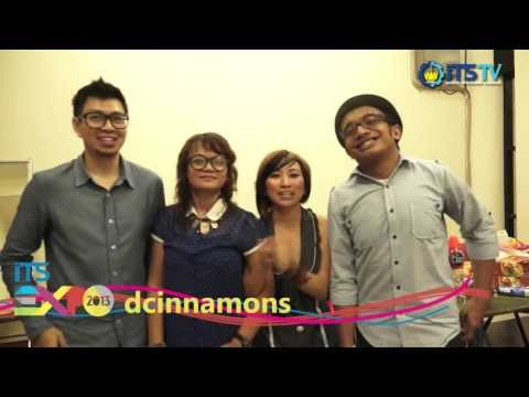 d'cinnamons in ITS Expo