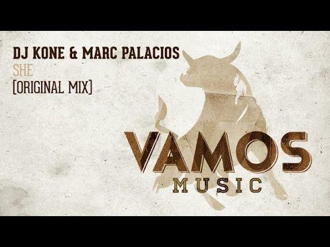 Dj Kone & Marc Palacios - She