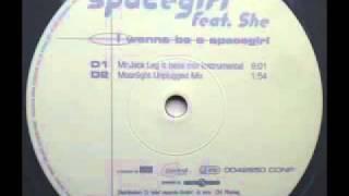 SPEED GARAGE - SPACEGIRL - I WANNA BE A SPACEGIRL - (Mr. Jack leg Bass Mix)