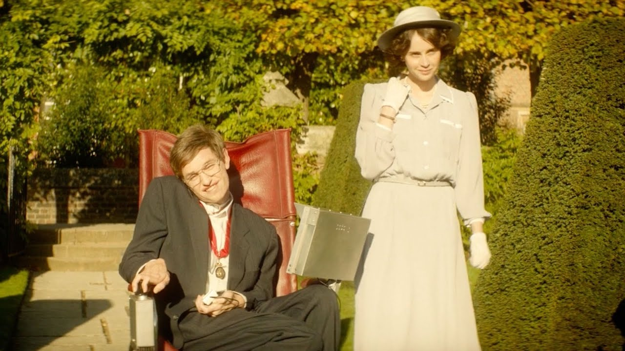The Theory of Everything (2014) - 'Look What We Made' Clip