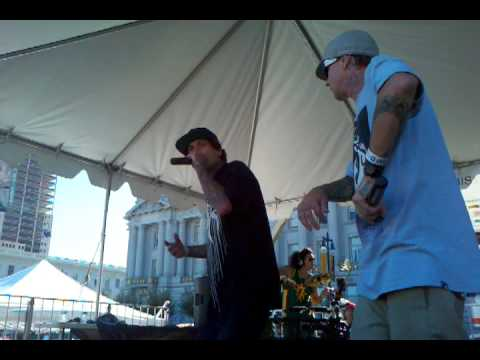 KOTTONMOUTH KINGS  RICHTERS  LAST SHOW -BUMP LIVE AT CANNABIS EXPO