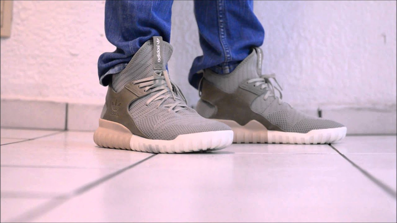adidas Originals Tubular X 2.0 Primeknit Men's Running