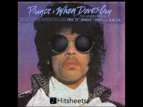 Prince - When Doves Cry [HITSHEETS Instrumental]