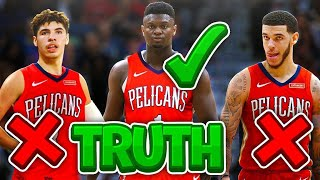 Zion Williamson's Secret That Will Change The Pelicans Forever