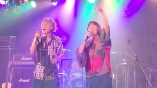 """Over50の""""めでたいPop""""ユニット#招福ハレルヤ 18年10月11日 心斎橋SOMA..."""