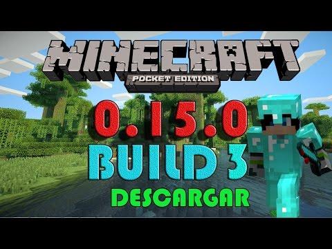 Minecraft PE 0 15 0 B3