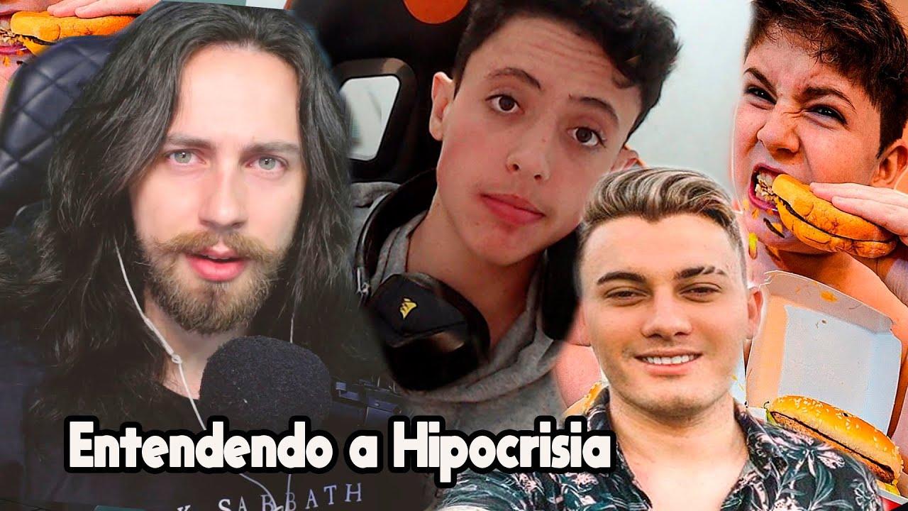 João Caetano vai processar youtuber por algo que ele mesmo CAUSA