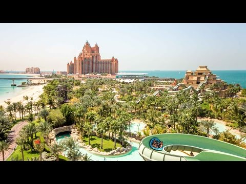UAE 3 Waterparks Dubai/Abu Dhabi 2017