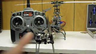 How to build a 450-Size electric R/C Helicopter Tutorial Guide (Complete)