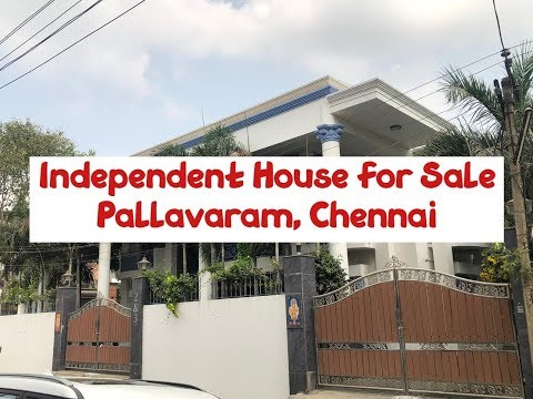 Independent House For Sale At Pallavaram, Chennai   World New Property