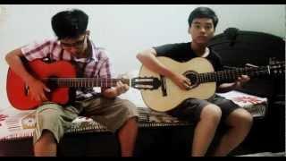 Speak Softly Love. Hòa tấu Guitar