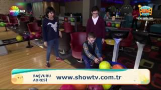 Evrim Akın'dan Furkan'a bowling sürprizi