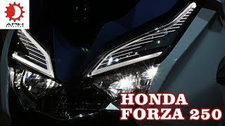 REVIEW HONDA FORZA 250 INDONESIA | PRIMADONA GIIAS 2018