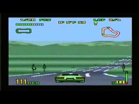 Top Gear 3000 SNES Review