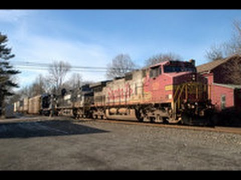 Foreign & Special Units, EMD Consists & Variety on NS Harrisburg, Lehigh & Reading Lines