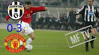 Download Video Juventus vs Manchester United 0-3 Highlights & Goals | English Commentary Champion League 2003 | HD MP3 3GP MP4