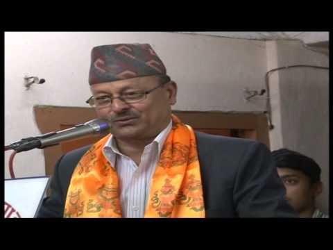 Immediate Past Pres. of Nepal Chamber of Commerce positive on new entrepreneur businesses