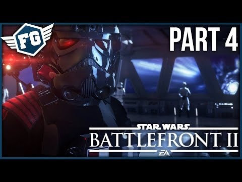 Star Wars: Battlefront 2 - Single Player #4 | Han Solo A Leia