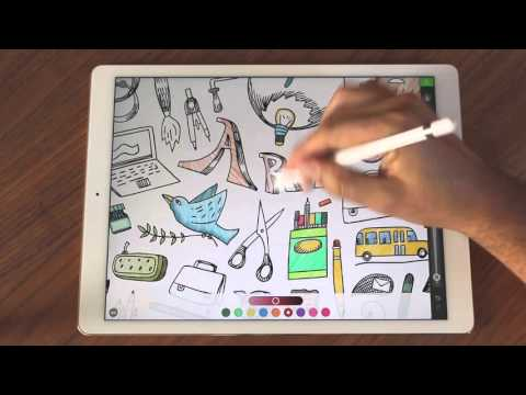 Pigment - The ONLY true coloring experience for iPhone and iPad