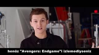 Spider-Man: Evden Uzakta / Spider-Man: Far From Home Türkçe Altyazılı Resmi Fragman 2
