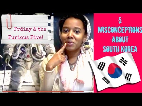 5 Misconceptions About South Korea