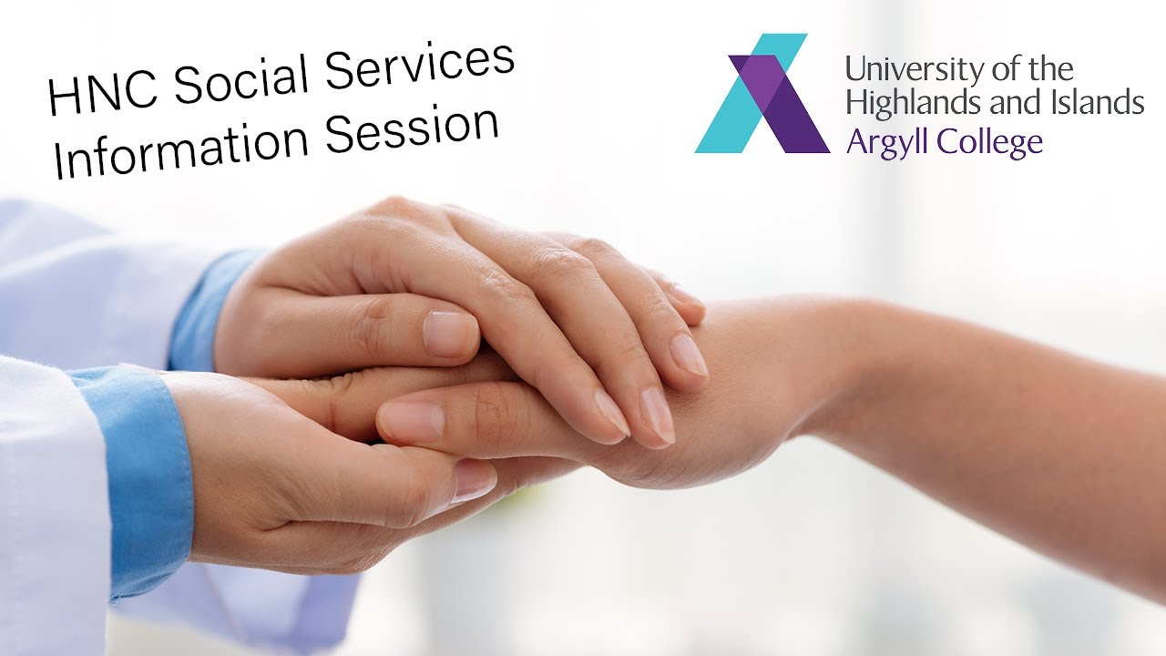 HNC Social Services Information Session