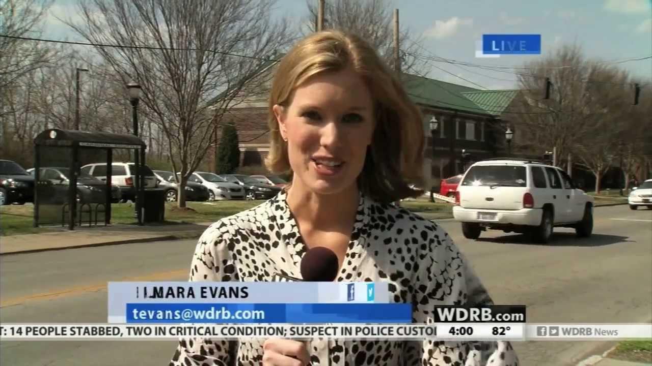 Tamara Evans- Reporter composite