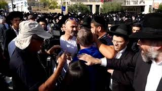 Day 4 Of Peleg Protests Across Israel