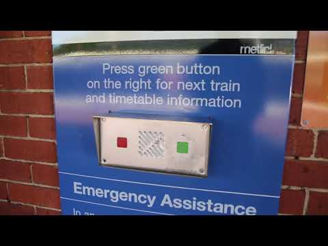 Melbourne Automated Next Train Information 10/6/18