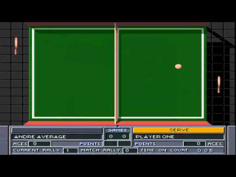 AMIGA RICOCHET I 1 RICO CHET V1.0 AMOS GAME By Martin Longstuff In 1995 AMIGA OCS PLAYED