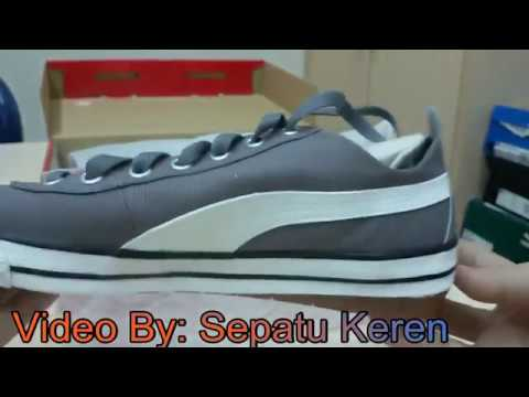 99cead01e81ed2 Unboxing Review sneakers PUMA 917 FUN 36117309 - YouTube