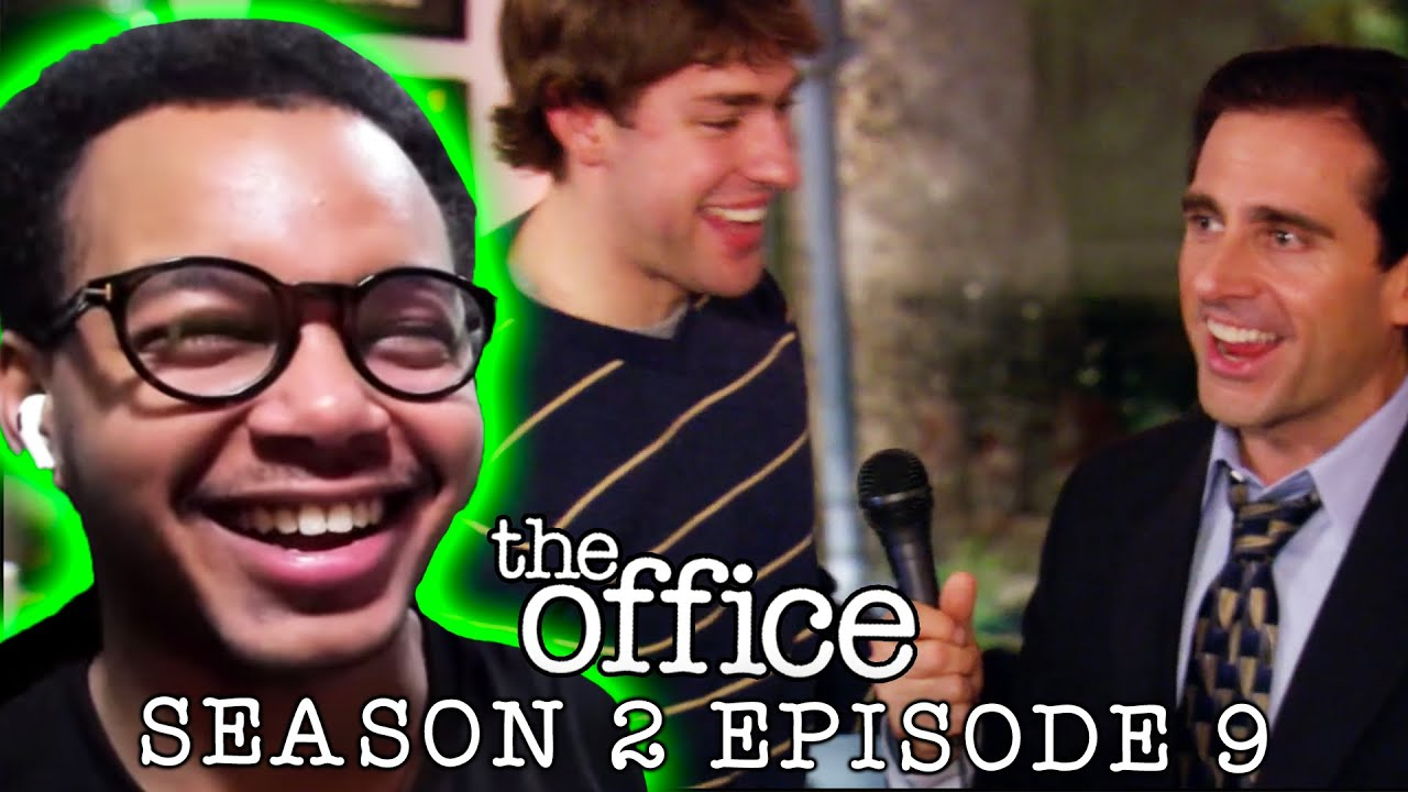 "Download The Office Season 2 Episode 9 ""E-Mail Surveillance"" REACTION!"