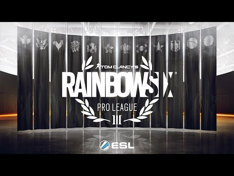 Rainbow Six Pro League - EU - Season 7 - Playday #7
