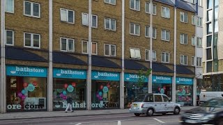 Central London Retail and Ground Rent Investment for Sale - 62/82 Commercial Road, London E1 1NU