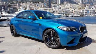 BMW M2 F87 Sound - Revs, Accelerations and Testdrive!