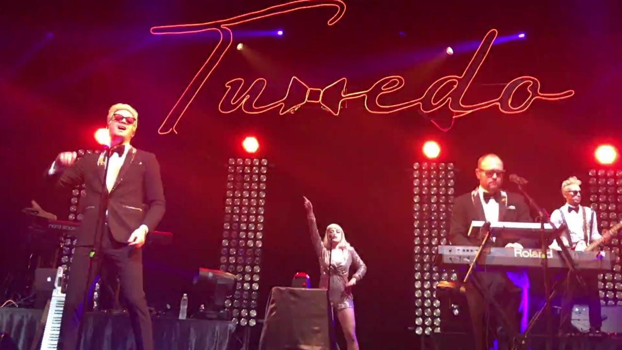 Tuxedo Live In Bkk 2017 - Second time around
