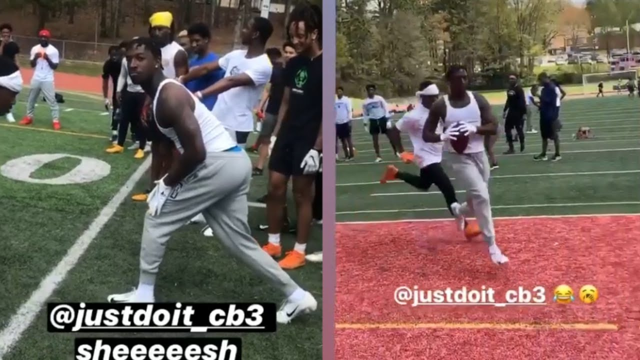 Calvin Ridley Snatching Ankles Sheesh Ridiculous Footwork Ankle Breakers Youtube