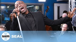 Seal - 'Kiss From A Rose' [Live @ SiriusXM]