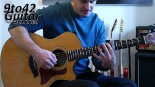 Faded Alan Walker Guitar Lesson