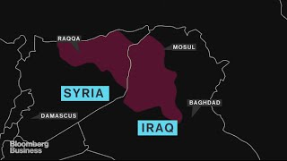 This Timeline Shows How ISIS Expanded Its Reign of Terror