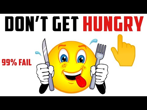 Don't get Hungry while watching this video (HARD)