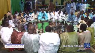 Gamou 2016 Tawbatu Nassuh Kourel 1 HT