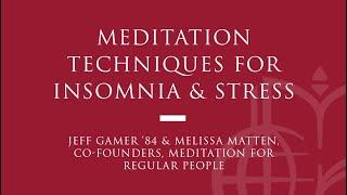 Meditation for Regular People