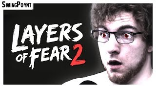 Layers of Fear 2 - The Game - Part 1 LIVE