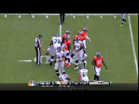 DeMarcus Ware spin sack