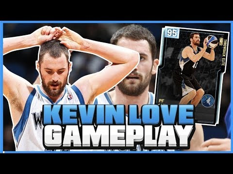 DIAMOND KEVIN LOVE GAMEPLAY!! HE NEEDS TO BE ON YOUR TEAM RIGHT NOW! NBA 2K19 MYTEAM