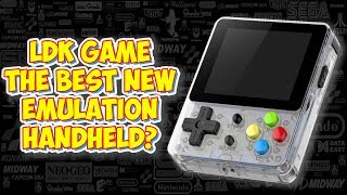 Is This The Best Emulation Handheld? LDK Game - Better Than BittBoy!